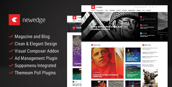 NewEdge-Responsive-WordPress-Magazine-Theme